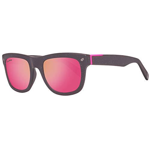 DSquared DQ0211 5102Z Dsquared2 Sonnenbrille Dq0211 02Z 51 Wayfarer Sonnenbrille 52, Schwarz