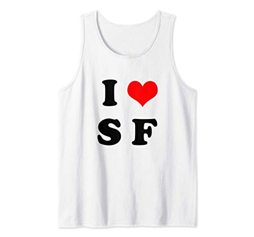 Diseño Divertido Para Sanfermineros I Love San Fermín Camiseta sin Mangas