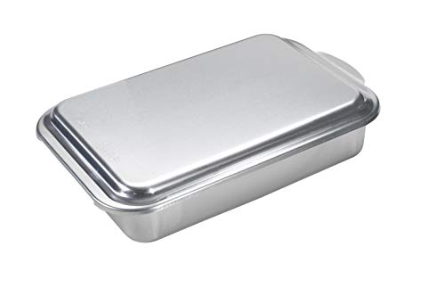 Classic Metal 9x13 Covered Cake Pan