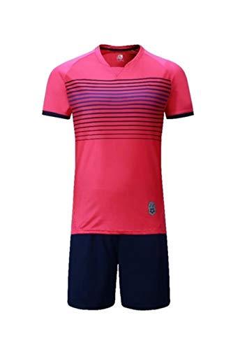 POMU mannen voetbal truien aangepaste kinderen volwassen set voetbal sport trainingspakken ademende training uniformen