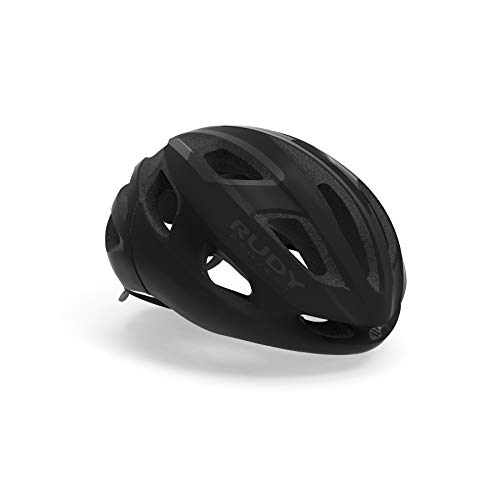 RUDY PROJECT Strym Helmet, Black Stealth, Large