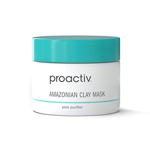 Proactiv Amazonian Clay Mask - Creamy, Natural Cleansing Skin Care Face Mask With Minerals, Vitamins and Antioxidants - Moisturizing Face Mask For Acne Care, 3oz