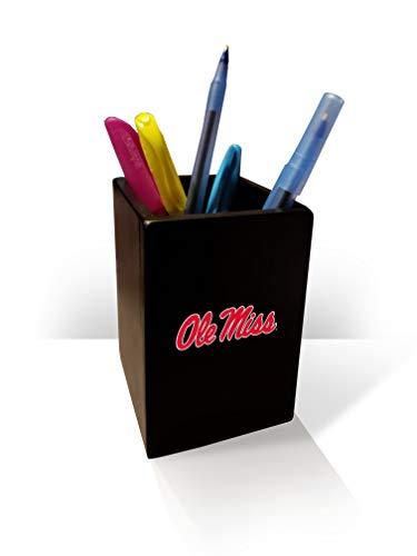 Fan Creations NCAA Ole Miss Rebels Pen/Pencil Holder