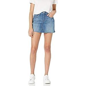 Women's   Denim Mini Skirt