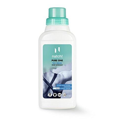 natch! PURE ONE - Feinwaschmittel für Sport und Funktionsbekleidung, 500 ml