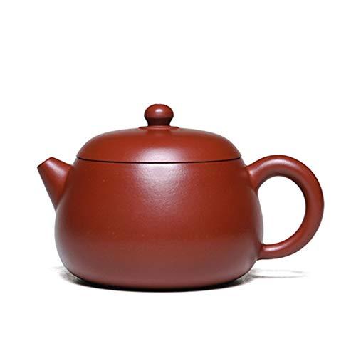 JIANGJINLAN Hand-Erz Teekannen berühmter Big Red Pomelo Tee Teekanne (Color : Red)