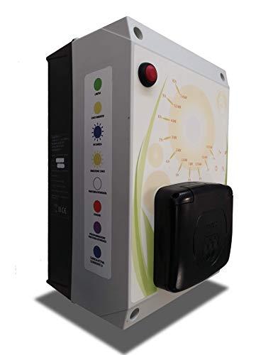 E-Corner - Estación de Carga, Tipo 2, 7,4 kW