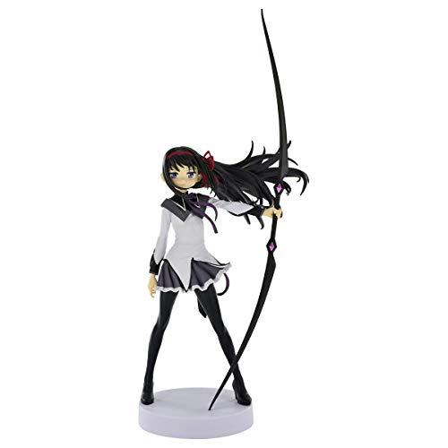 Action Figure Puella Madoka Magica - Homura Akemi Bandai Banpresto Multicor