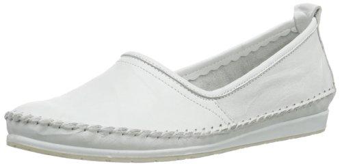 Andrea Conti Damen 0027422 Slipper, Weiß (weiß 001), 41