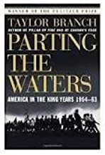 Parting the Waters : America in the King Years 1954-63 1st (first) edition