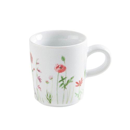 Kahla Porcelain, Porzellan, Mehrfarbig,