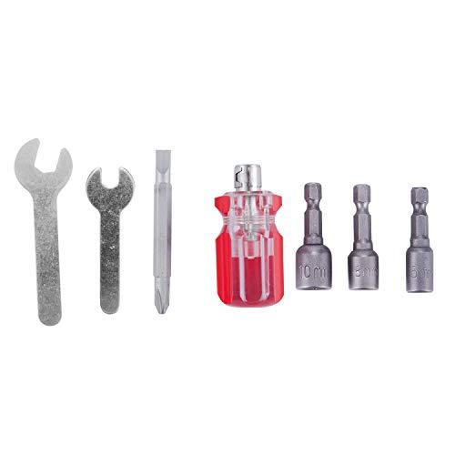 ACAMPTAR 7 In 1 3D Printer Nozzle Change Tool For Mk8 Mk10 Um2