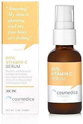 Cosmedica 20 percent Vitamin C Serum 30ml