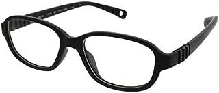 Dilli Dalli Rocky Road Kids Eyeglasses Frame (Black, 48-16|7-8 Years)
