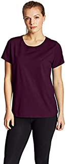 Champion Women's Classic Jersey Short Sleeve Tee