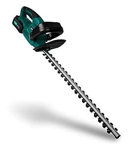 VONROC Akku-Heckenschere VPower 20V inkl. 4.0Ah Akku & Ladegerät - 59cm Länge für hohe Beanspruchung - 18mm Klingenabstand