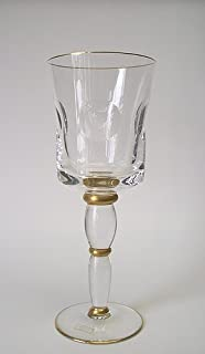 St.Louis Cosmos Gold # 2 Goblet - 8 3/8