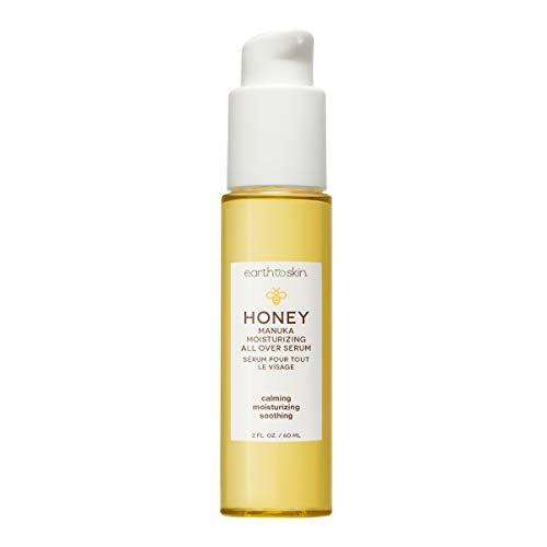Earth to Skin Honey Manuka All Over Serum, 2.03 oz