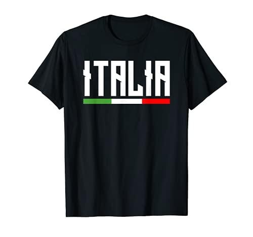 Italia Calcio per italiani la bandiera Nazionale italiana Maglietta