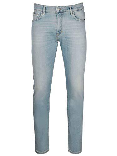Luxury Fashion | Represent Heren M07026PALE Blauw Elasthaan Jeans | Lente-zomer 20
