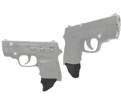 E-ONSALE Pack of 2 Grip Extensions Fits Smith & Wesson Bodyguard 380 & M&P Bodyguard 380 (M380-XL/ 2PCS)