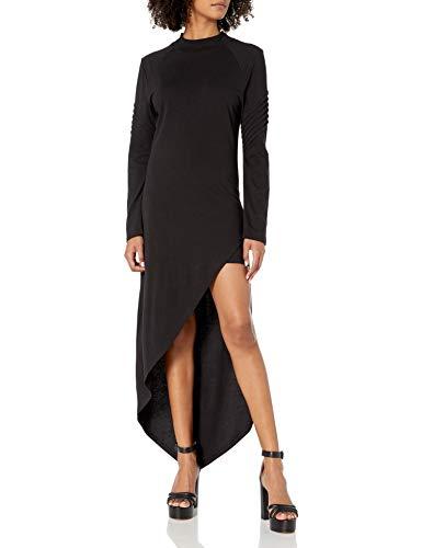 Jonny Cota Studio Women's Asymmetrical Mini Dress, XS