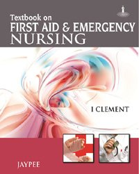 TEXTBOOK ON FIRST AID & EMERGENCY NURSING