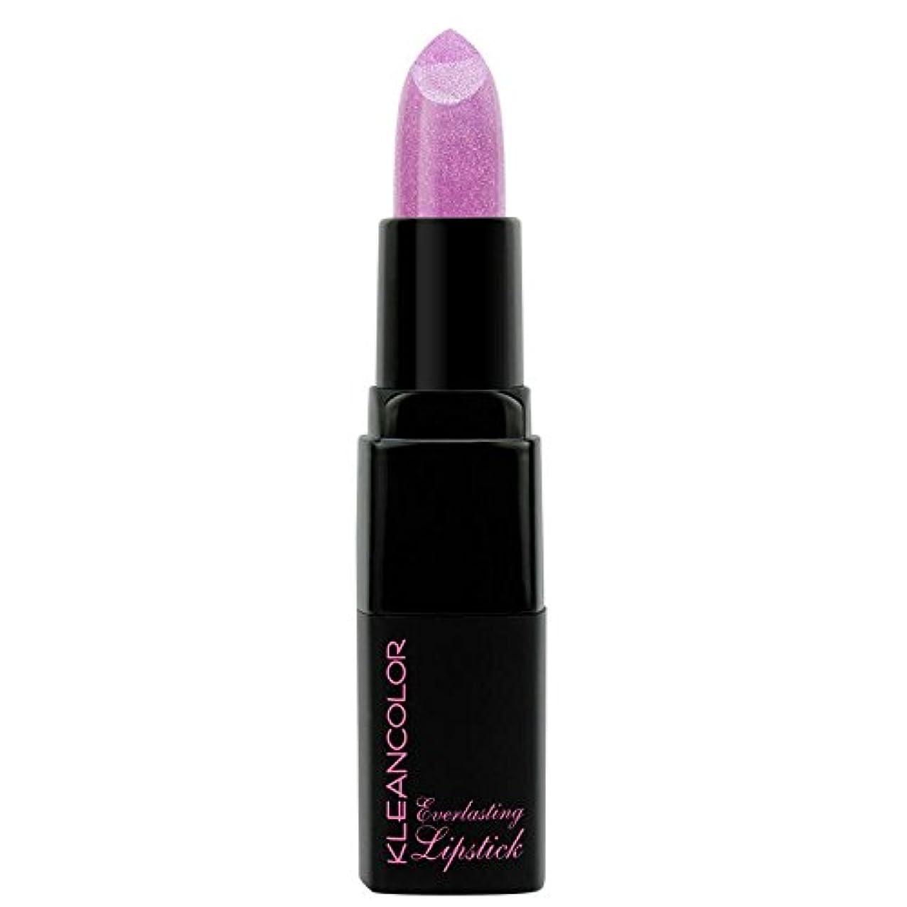 人物真実にシャー(6 Pack) KLEANCOLOR Everlasting Lipstick - Lilac Forest (並行輸入品)