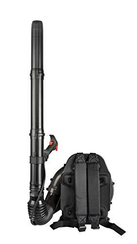 LaGinza LGB52 54CC 2-Cycle Gas 530 CFM 248 MPH Backpack Leaf Blower
