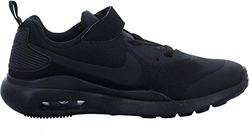 Nike Air Max Oketo (PSV) Zapatillas de atletismo para chico, color Negro, talla 33.5 EU