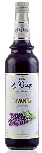 Il Doge Sirup Lavendel 0,7 Liter Barsirup Cocktailsirup