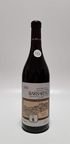 Vintage Bottle - Luigi Giordano Barbaresco Vigneto Cavana 1993 0,75 lt. - COD. 1093