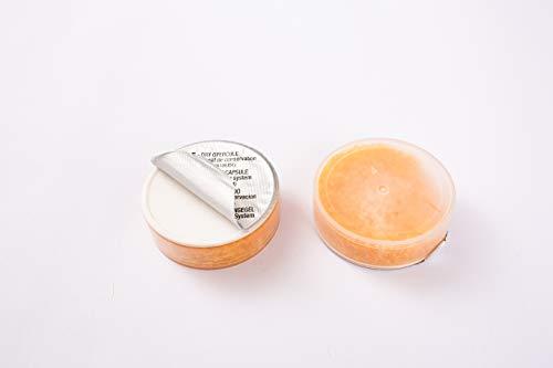 Trockenkapseln XXL für Hörgeräte – 20er Set, Trockenmittel zum Entfeuchten von Hörgeräten & Otoplastik, Silicagel orange ca. 27g, einzeln geschützt, Hersteller TROPACK – made in Germany