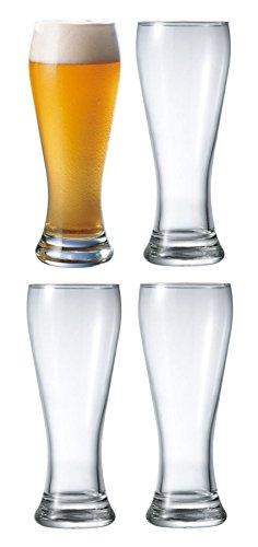 Durobor Danubio birra lager Glass bicchieri 660ml set di 4