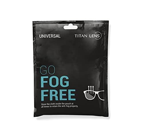 Titan Universal Fog Free cloth