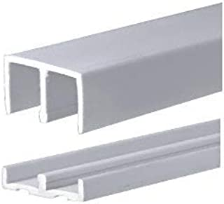 CRL Plastic Track and Upper Guide for 1/2