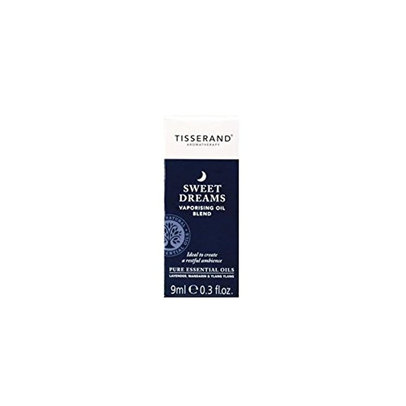 コーデリア熱ステージオイル9ミリリットルを気化甘い夢 (Tisserand) (x 6) - Tisserand Sweet Dreams Vaporising Oil 9ml (Pack of 6) [並行輸入品]