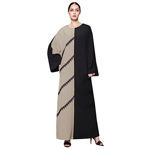 SHINEHUA Dames vrouwen moslim Abaya Dubai moslimische jurk kleding jurken Arabisch India Turks casual avondjurk bruiloft Kaftan robe lange mouwen kimono moslime gebreide jas jurk