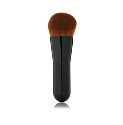 Pinceau Pour Base Maquillage Fondation - Poils Synthétiques De Haute Qualité by DELIAWINTERFEL