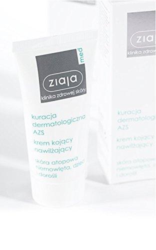Ziaja Med–Dermatológicos–piel atópica–relajante y crema facial hidratante–50ml