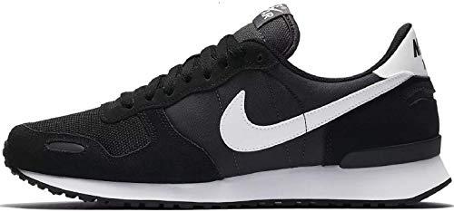 Nike Herren Air Vortex 17 Schwarz Kunstleder Sneaker 40,5