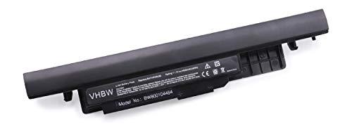 vhbw Batterie 4400mAh (11.1V) pour Ordinateur Portable Compal AW20 et Benq JoyBook S43, etc. comme BATAW20L61, BATAW20L62, BATBLB3L61.