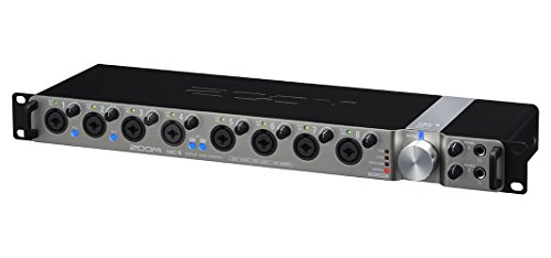 Zoom - UAC-8/IFS - Audio/MIDI Interface 18 In - 20 Out - USB 3.0