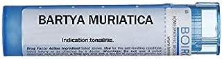 baryta muriatica homeopathy