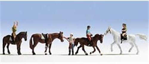 Noch 36630 Riders Landscape Modelling by Noch