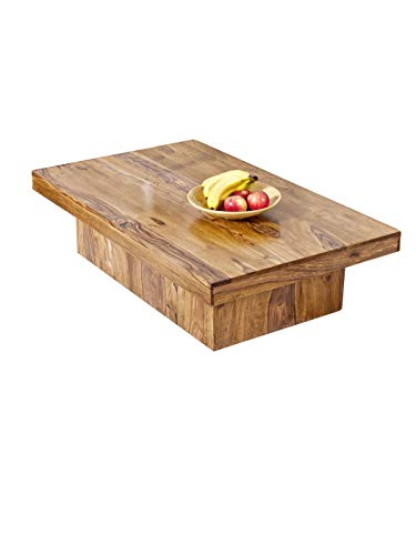 SEDEX Charlie Couchtisch 118x70 cm Wohnzimmertisch/Holztisch/Massivholz aus Palisander