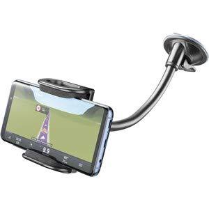 cellularline PILOTFLEXIK - PDA-Zubehör (180 mm, Schwarz, Grau, 1 Stück(e))