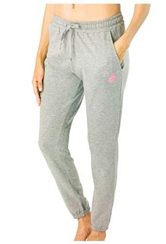 Lotto pantalone tuta donna in felpa ESTIVA, offerta per 1-2 pezzi, pantaloni felpa donna leggeri (1 PEZZO.NERO, XL)