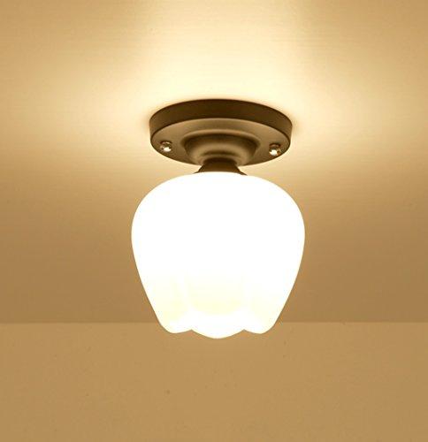 Lumières de couloir Lumières de couloir Lumière de plafond Luminaire d'entrée (couleur : A)
