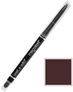 (3 Pack) WET N WILD MEGA LAST RETRACTABLE EYELINER Dark Brown